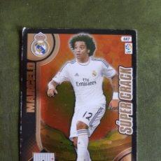 Cromos de Fútbol: CROMO MARCELO - REAL MADRID. Lote 268976494