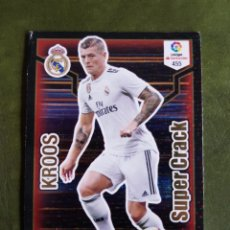 Cromos de Fútbol: CROMO KROOS - REAL MADRID. Lote 268978489