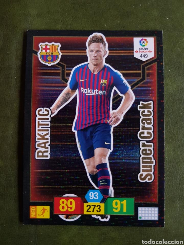 CROMO RAKITIC - BARCELONA (Coleccionismo Deportivo - Álbumes y Cromos de Deportes - Cromos de Fútbol)