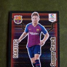 Cromos de Fútbol: CROMO RAKITIC - BARCELONA. Lote 268978699