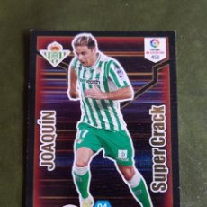 Cromos de Fútbol: CROMO JOAQUÍN - REAL BETIS. Lote 268979204