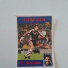 Cromos de Fútbol: 17 VITOR BAIA BARCELONA BARÇA ESTAMPA CROMO STICKER LIGA FÚTBOL PANINI 1997-1998 97-98. Lote 268998409