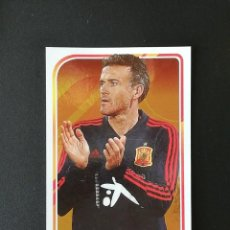 Cromos de Fútbol: #013 13 LUIS ENRIQUE ESPAÑA CARREFOUR EL ALBUM DE LA SELECCION 2021 PANINI. Lote 269055153