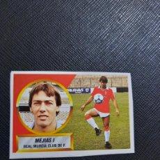 Cromos de Fútbol: MEJIAS I MURCIA ESTE 1988 1989 CROMO FUTBOL LIGA 88 89 - RECUPERADO ALBUM - 2238. Lote 269093818