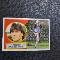 Cromos de Fútbol: VERGARA MURCIA ESTE 1988 1989 CROMO FUTBOL LIGA 88 89 - RECUPERADO ALBUM - 2239. Lote 269093848