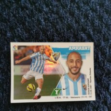 Cromos de Fútbol: LIGA FUTBOL ESTE 2015/2016 15/16 PANINI-Nº 18 AMRABAT MALAGA. Lote 269202943