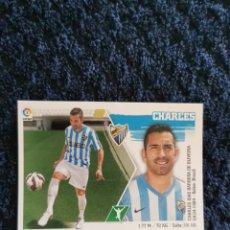 Cromos de Fútbol: LIGA FUTBOL ESTE 2015/2016 15/16 PANINI-Nº 20 CHARLES MALAGA. Lote 269203148