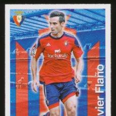 Cromos de Fútbol: #1022. JAVIER FLAÑO - CA OSASUNA 2015/2016 - MUNDICROMO FICHAS LIGA CARD/CROMO 15/16. Lote 269222303