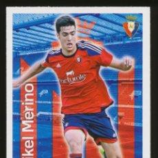 Cromos de Fútbol: #1023. MIKEL MERINO - CA OSASUNA 2015/2016 - MUNDICROMO FICHAS LIGA CARD/CROMO 15/16. Lote 269222348