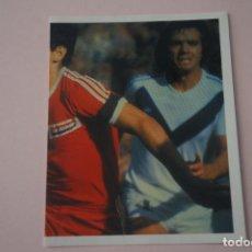 Cromos de Fútbol: CROMO DE FUTBOL IL PIU GRANDE MARADONA SIN PEGAR Nº 30 AÑO 2005 DE PREZIOSI COLLECTION. Lote 269285623