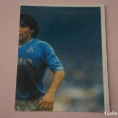 Cromos de Fútbol: CROMO DE FUTBOL IL PIU GRANDE MARADONA SIN PEGAR Nº 86 AÑO 2005 DE PREZIOSI COLLECTION. Lote 269287938