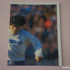 Cromos de Fútbol: CROMO DE FUTBOL IL PIU GRANDE MARADONA SIN PEGAR Nº 105 AÑO 2005 DE PREZIOSI COLLECTION. Lote 269288828