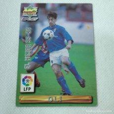 Cromos de Fútbol: CROMO - OLI OVIEDO NRO. 414 EL MEJOR 95-96 LA LIGA 96 97 - MUNDICROMO - CARTA. Lote 269384048
