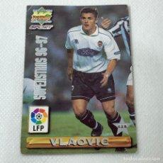 Cromos de Fútbol: CROMO - KARPIN + VLAOVIC NRO. 428 SUPERSTARS 96-97- MUNDICROMO - CARTA. Lote 269386033