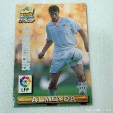 Cromos de Fútbol: CROMO - NRO. 445 RAMIS + ALMEYDA SUPERSTARS 96-97- MUNDICROMO - CARTA. Lote 269386908