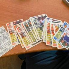 Cromos de Fútbol: LIGA 98 99 PANINI LOTE 30 CROMOS. NUNCA PEGADOS (CRIP5). Lote 269391583