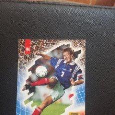 Cromos de Fútbol: DESCHAMPS FRANCIA PANINI 1998 CROMO FUTBOL LIGA 98 - A12 PG172 - 194. Lote 269393163