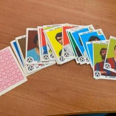 Cromos de Fútbol: LOTE 36 CROMOS NUNCA PEGADOS LIGA 78 - 79 1978 - 1979 MAGA (CRIP5). Lote 269403628