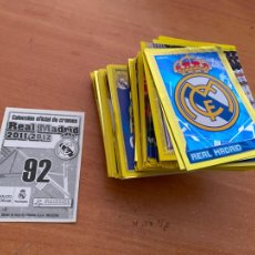 Cromos de Fútbol: REAL MADRID 2011 - 2012 LOTE 178 CROMOS DIFERENTES PANINI NUNCA PEGADOS (CRI1). Lote 269412058