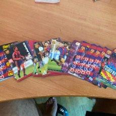 Cromos de Fútbol: F. C. BARCELONA 96-97 LOTE 31 TRADING CARDS DIFERENTES PANINI (CRIP5). Lote 269416123