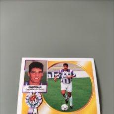 Cromos de Futebol: CHUMILLA FICHAJE 3 BIS LIGA ESTE 94/95 1994/95 VALLADOLID NUEVO. Lote 269445673