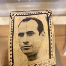 Cromos de Fútbol: TORRES ZARAGOZA FHER 1959 1960 59 60. Lote 269633173