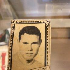 Cromos de Fútbol: MARCELINO ZARAGOZA FHER 1959 1960 59 60. Lote 269634438