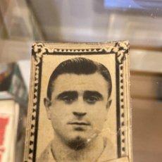 Cromos de Fútbol: YARZA ZARAGOZA FHER 1959 1960 59 60. Lote 269636263
