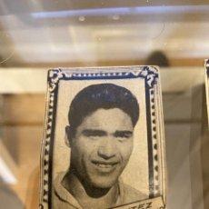 Cromos de Fútbol: BENITEZ VALLADOLID FHER 1959 1960 59 60. Lote 269638043
