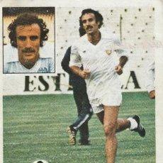 Cromos de Fútbol: WELZL FICHAJE 25 DEL VALENCIA. ED.ESTE 1981 1982 .DESPEGADO.. Lote 269697953