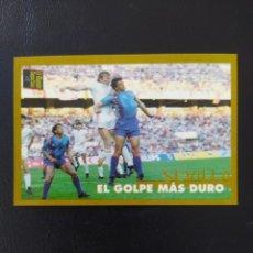 Cartes à collectionner de Football: EN SEVILLA CONTRA STEAUA BUSCAREST FC BARCELONA - MUNDO DEPORTIVO - COLECCIÓN ÁLBUM BARÇA D OR NUEVO. Lote 269719023