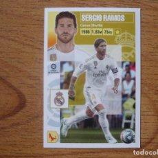 Cromos de Fútbol: ESTE 2020 2021 PANINI 7 SERGIO RAMOS (REAL MADRID) - SIN PEGAR - CROMO FUTBOL LIGA 20 21. Lote 269731953