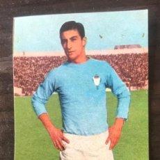 Cromos de Fútbol: CROMO SIN PEGAR DE FÚTBOL 1969 COSTAS CELTA 238 RUIZ ROMERO. Lote 269805158