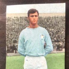 Cromos de Fútbol: CROMO SIN PEGAR DE FÚTBOL 1969 VILLAR CELTA 235 RUIZ ROMERO. Lote 269805508