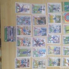 Cromos de Fútbol: CROMOS FUTBOL ESPAÑOL MUNDICROMO 1996-97. Lote 269816593