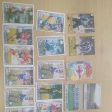 Cromos de Fútbol: CROMOS FUTBOL DEPORTIVO DE LA CORUÑA MUNDICROMO 1996-97. Lote 269818783