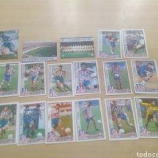Cromos de Fútbol: CROMOS FUTBOL ATLÉTICO DE MADRID MUNDICROMO 1996-97. Lote 269830883