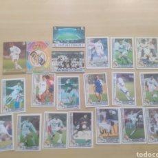 Cromos de Fútbol: CROMOS FUTBOL REAL MADRID MUNDICROMO 1996-97. Lote 269832823