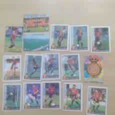 Cromos de Fútbol: CROMOS FUTBOL MALLORCA MUNDICROMO 1996-97. Lote 269833198