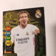 Cromos de Fútbol: 512 MODRIC (NUEVO BALON DE ORO). Lote 269985618