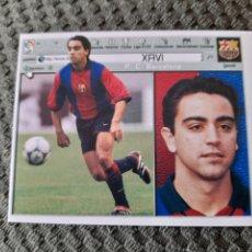 Cromos de Fútbol: EDICIONES ESTE 2001 2002 XAVI FC BARCELONA NUEVO DE SOBRE SIN PEGAR. Lote 270092178