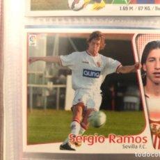 Cromos de Fútbol: CROMO EDICIONES ESTE SERGIO RAMOS SEVILLA 03/05 ROOKIE. Lote 270240458
