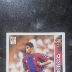 Cromos de Fútbol: MUNDICROMO 98/99 7 DEL BARCELONA. Lote 270411483