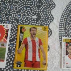 Cromos de Fútbol: C-NEGR CROMO DE FUTBOL LA LIGA SANTANDER 2018-19 GIRONA FC STUANI. Lote 270555193