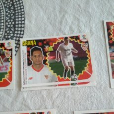 Cromos de Fútbol: C-NEGR CROMO DE FUTBOL LA LIGA SANTANDER 2018-19 SEVILLA FC ARANA. Lote 270555688