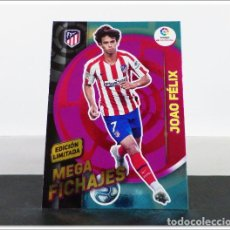 Cromos de Fútbol: MEGACRACKS 2019 2020 19 20 PANINI JOAO FELIX EDICIÓN LIMITADA ATLÉTICO MADRID ALBUM LIGA ROOKIE MGK. Lote 271023178