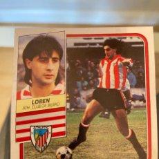 Cromos de Fútbol: LOREN ATLETI DE BILBAO. Lote 271372193