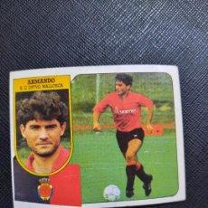 Cromos de Fútbol: ARMANDO MALLORCA ESTE 1991 1992 CROMO FUTBOL LIGA 91 92 - SIN PEGAR - 764. Lote 271622858
