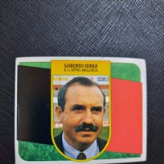 Cromos de Fútbol: LORENZO SERRA MALLORCA ESTE 1991 1992 CROMO FUTBOL LIGA 91 92 - SIN PEGAR - 766. Lote 271623198