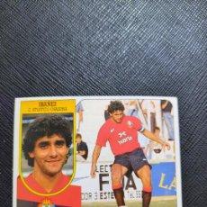 Cromos de Fútbol: IBAÑEZ OSASUNA ESTE 1991 1992 CROMO FUTBOL LIGA 91 92 - SIN PEGAR - 773. Lote 271624213